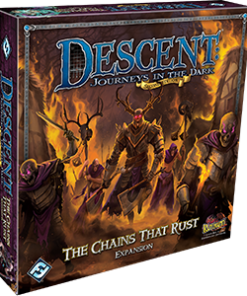 Descent 2nd Edition: Crown of Destiny Hero and Monster