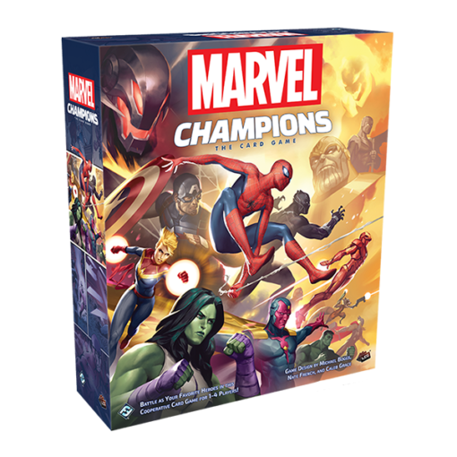 Marvel Champions: The Card Game - Meeple on Board